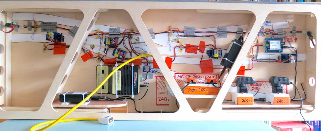 Wiring under baseboard - 180714.JPG